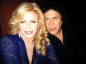 Shannon Tweed-Simmons and husband Gene Simmons