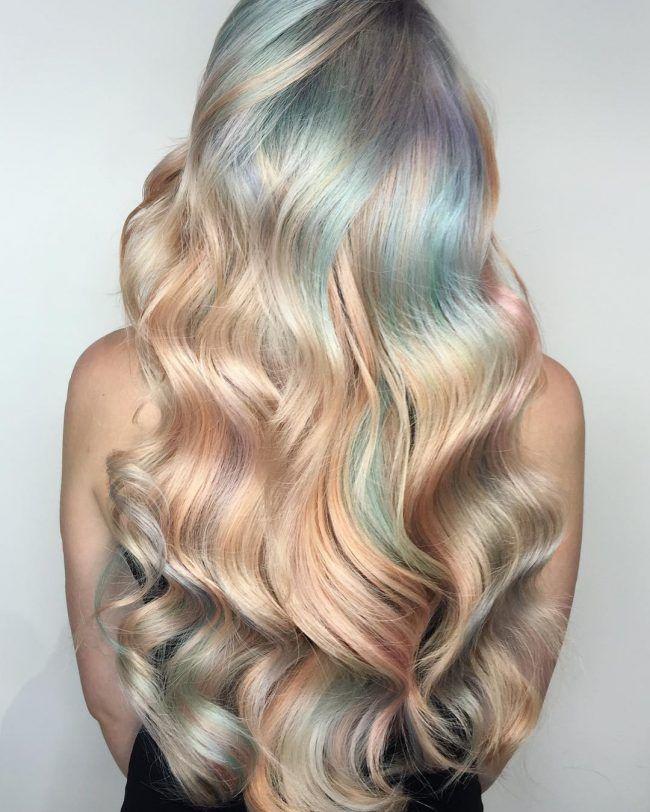 Light And Dark Ash Blonde Hair Ideas
