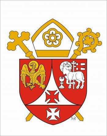 HERB-DIECEZJI-ELBLASKIEJ-15-X-2015 - Herb diecezji elbląskiej – Wikipedia, wolna encyklopedia