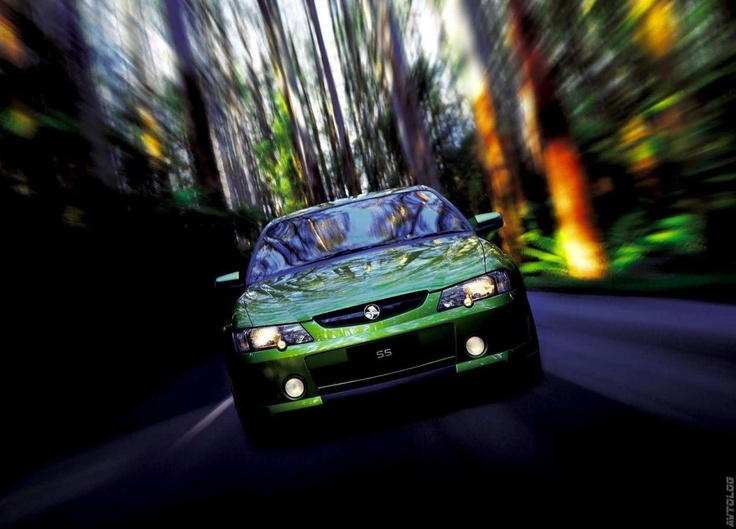 2003 Holden VY Commodore SS