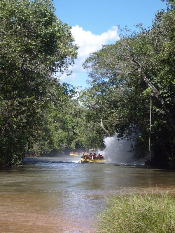 Rio Tenente Amaral, Jaciara/MT - Brasil
