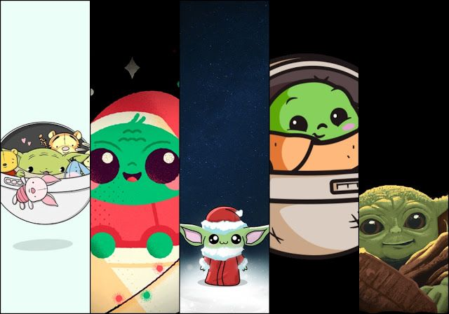 Baby Yoda Wallpapers For Phone Heroscreen Yoda Wallpaper Phone Wallpaper Wallpaper