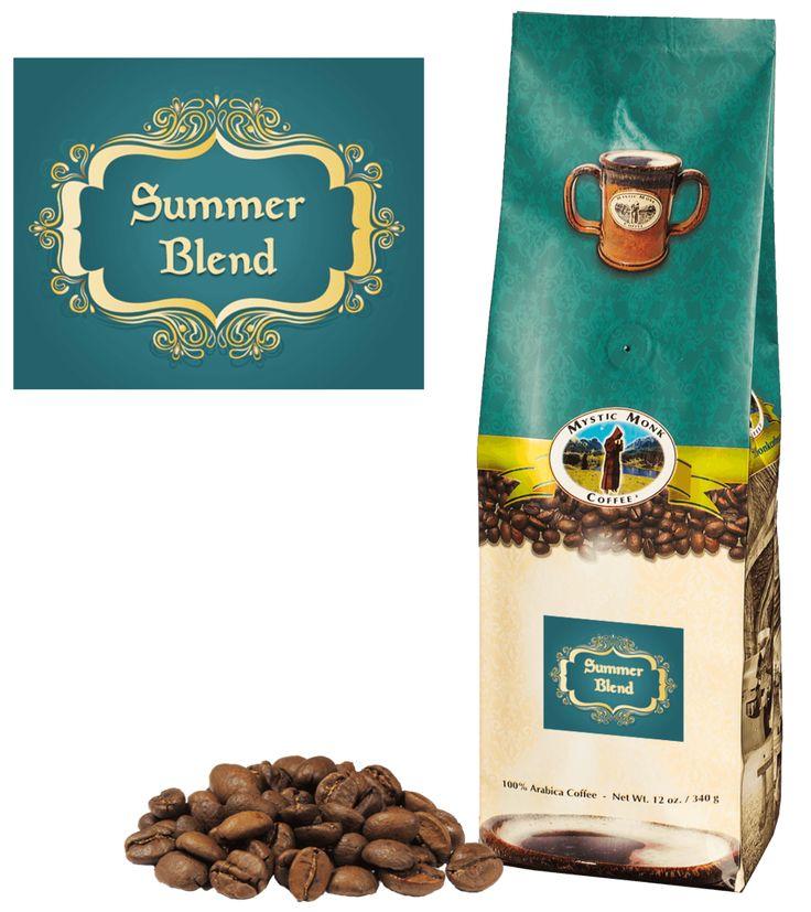 Summer Blend iced coffee recipe