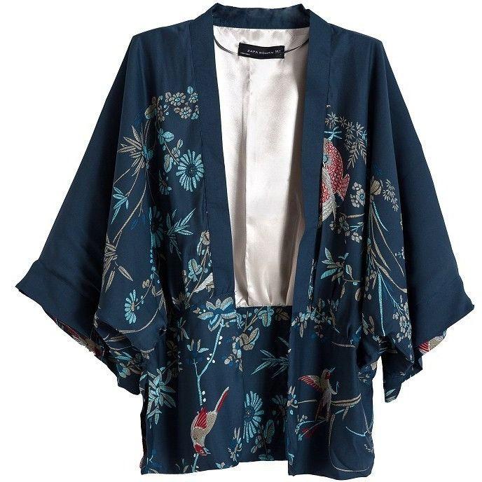 Eastern Wind Kimono Jacket