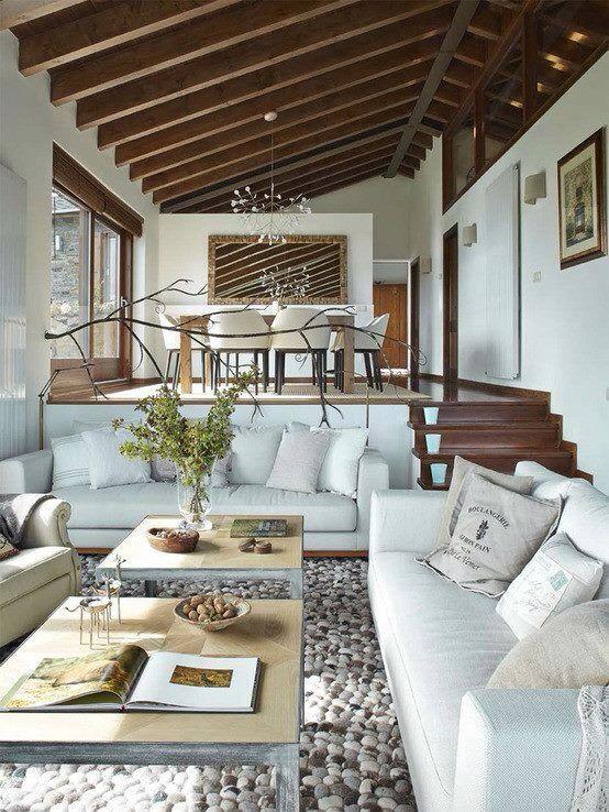 25 Versunkenen Wohnzimmer Und Lounge Ideen Zu Versuchen