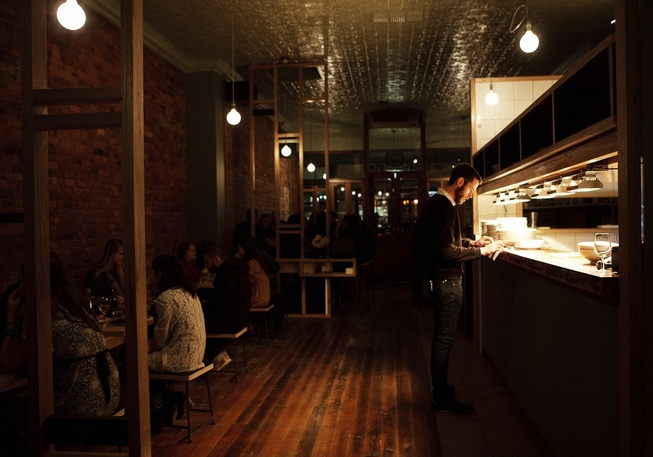 Rockwell and Sons Opens on Smith Street