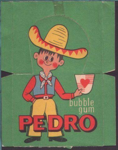 pedro-super žvýka na bubliny