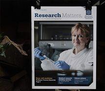 Research magazine written for Manchester Metropolitan University.