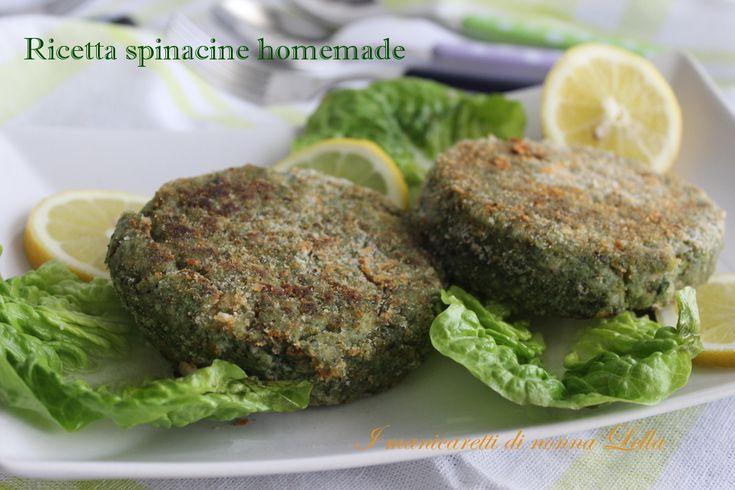 Ricetta spinacine homemade