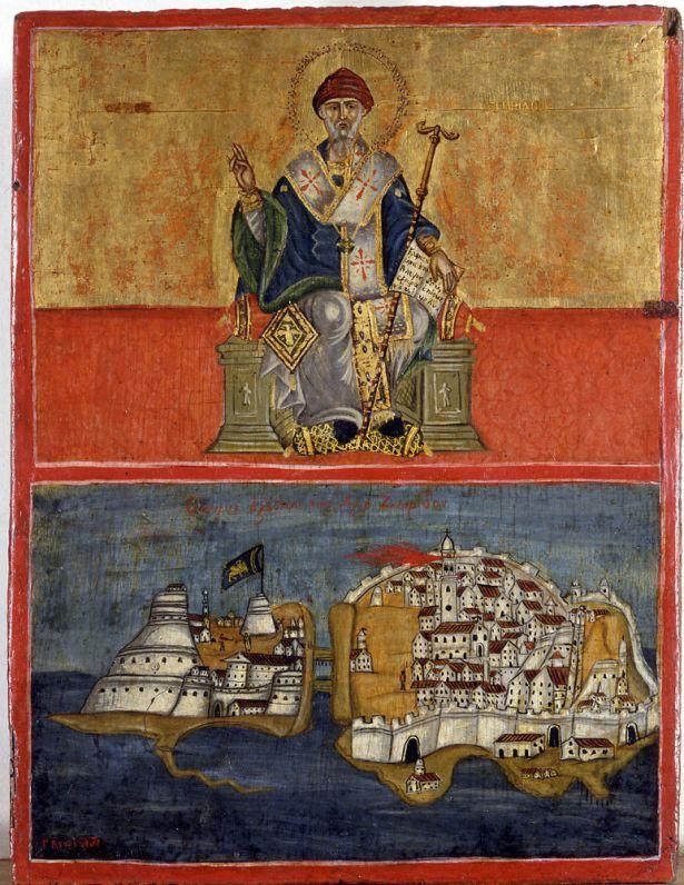 MYSTAGOGY: Saint Spyridon Resource Page