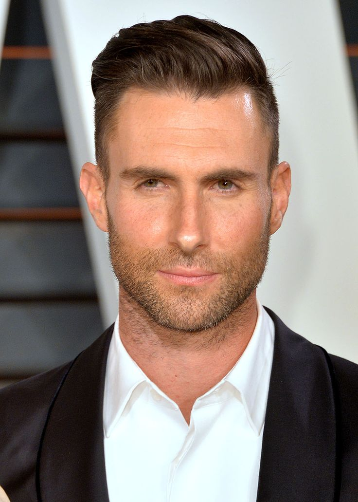 Adam Levine's Changing Looks - 2015 - from InStyle.com