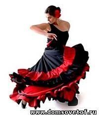 Платье в кубинском стиле