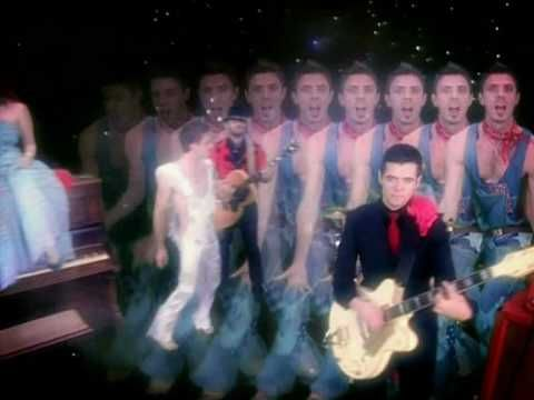Because any video with a space cowboy theme is awesome in my book (Scissor Sisters - Take Your Mama)