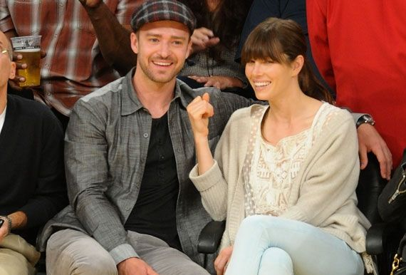 """Jessica Biel says marriage won't """"change anything""""."""