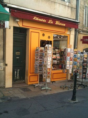 Librairie Le Blason, Aix-en-Provence: See 40 reviews, articles, and 3 photos of Librairie Le Blason, ranked No.27 on TripAdvisor among 127 attractions in Aix-en-Provence.