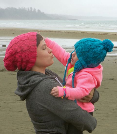 Tin Can Knits -  - Tofino Surfer