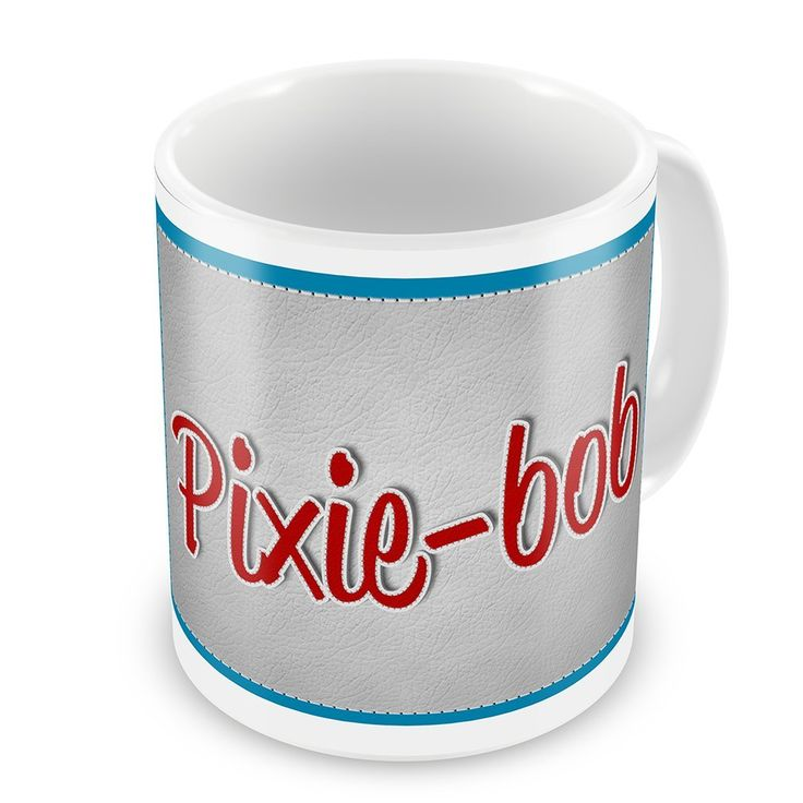 Coffee Mug Pixie-bob, Cat Breed United States - Neonblond ** Find out more details by clicking the image : Cat mug