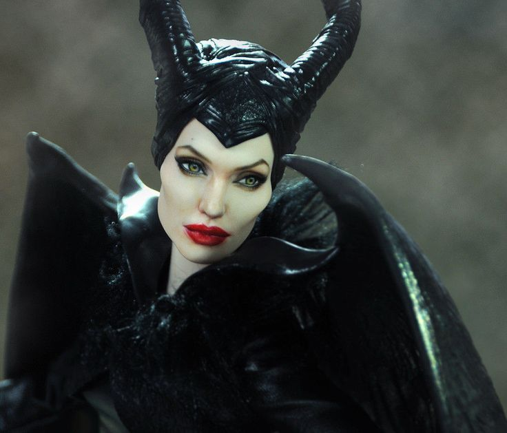 repainted maleficent and prince - photo #17