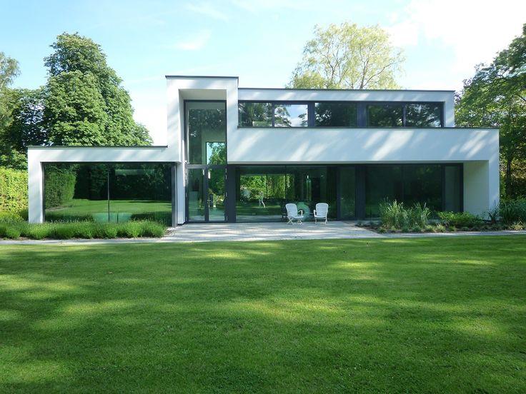 MAAS ARCHITECTEN BV (Project) - Nieuwbouw woning te Oldenzaal - PhotoID #344497 - architectenweb.nl