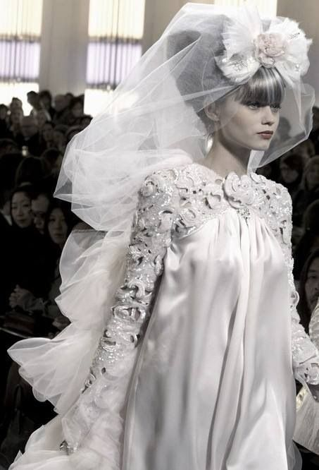 chanel wedding dress haute couture wedding gowns