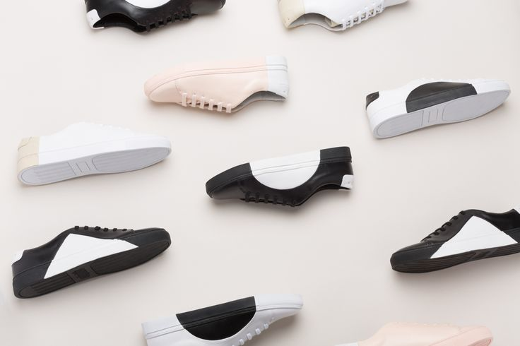 THEY New York is a brand that's taking a fresh approach to footwear striving to capture a timeless aesthetic, simplicity, and functionality in unisex shoes.