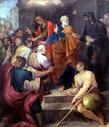 160. article about Simon Magus, Simon the Magician (of the Bible) - Wikipedia, the free encyclopedia.