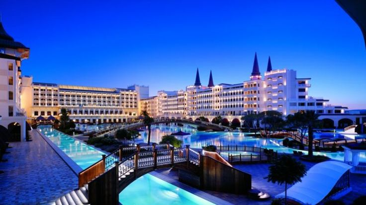 Hotel Mardan Palace, Lara, Antalya, Turcia