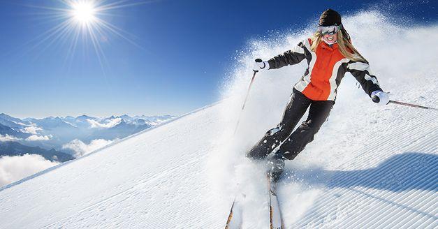 169€ | -41% | #Tirol - #Skiwochenende inkl. 2-Tagesskipass und #Halbpension