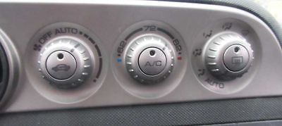 nice HEATERTEMPERATUREAC CONTROL 02 03 04 05 06 ACURA RSX - For Sale