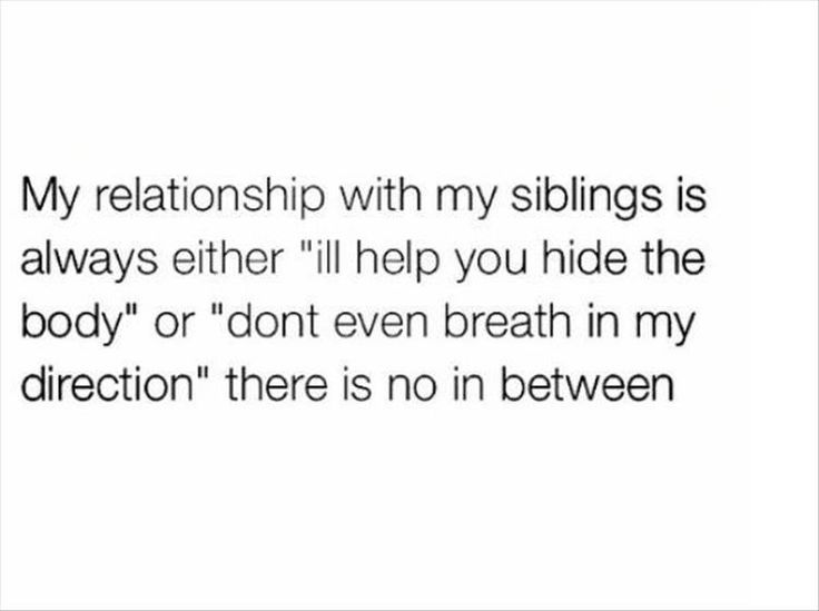 What It's Really Like Growing Up With Siblings – 20 Pics