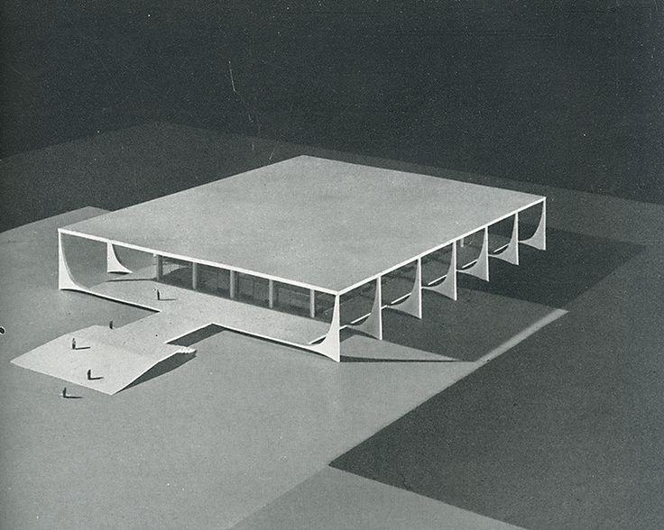 Oscar Niemeyer. Modulo. 10 1958: 13