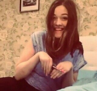 And she says in the dork @Felicite Tomlinson xD