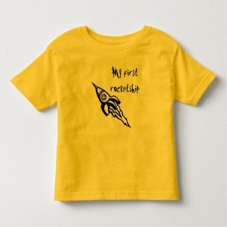rocketship T-shirt - click to get yours right now!