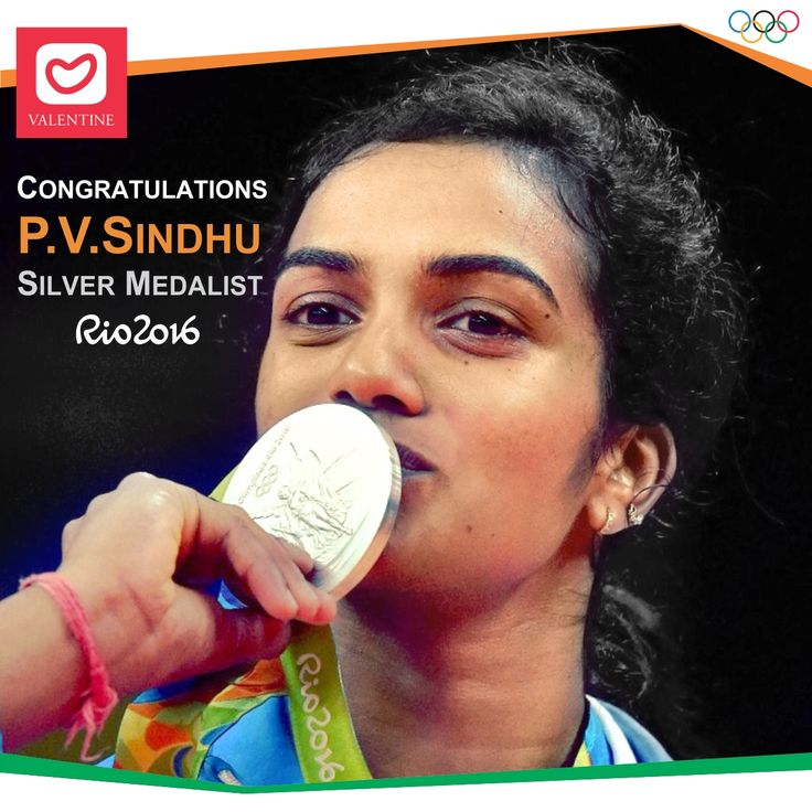 Congratulations to P.V Sindhu for achieving Silver Medal in Rio Olympics, Badminton. You made India Proud. Whole India is proud of you. #achievement #silvermedalist #rio2016 #rioolympics2016 #athlete #teamindia #indiajeetrio #valentine #valentineclothes #madewithlove www.valentineclothes.com