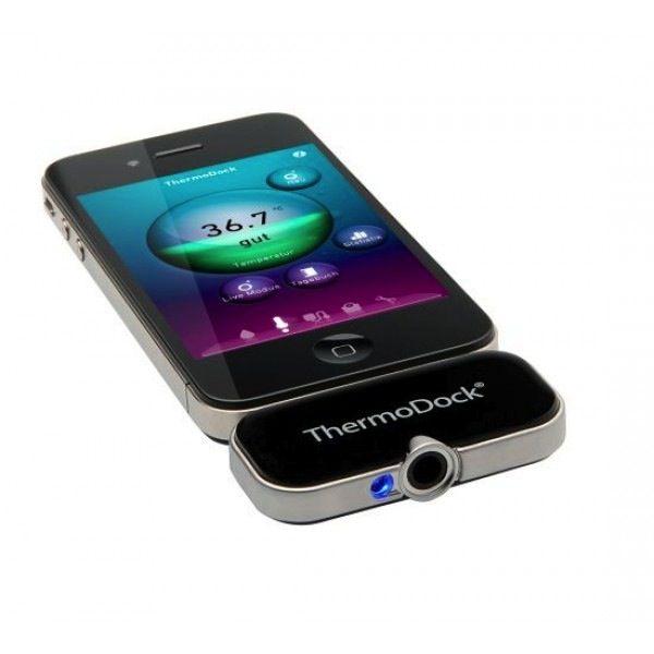 Θερμόμετρο Medisana Thermodock Infrared Thermometer Module: θερμόμετρο ακριβείας με πρωτοποριακή τεχνολογία.