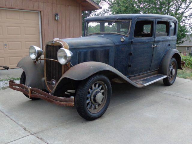 1932 Dodge Sedan. Original.