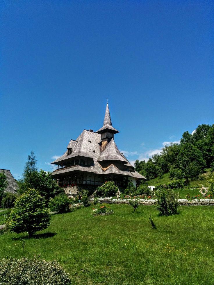 Manastirea Barsana, Maramures , Romania