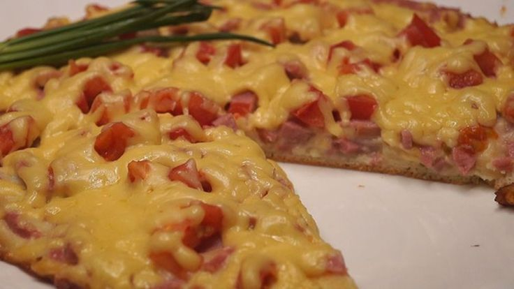 Ínycsiklandó serpenyős pizza, ilyen könnyen még soha nem készítettél vacsorát!