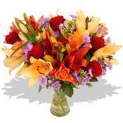 Rainbow -Flowers Delivery UK