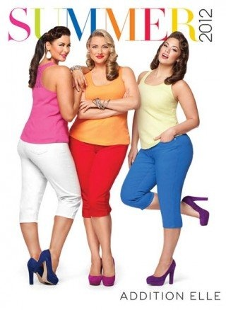 Plus Size Summer 2012 from Addition Elle (18)