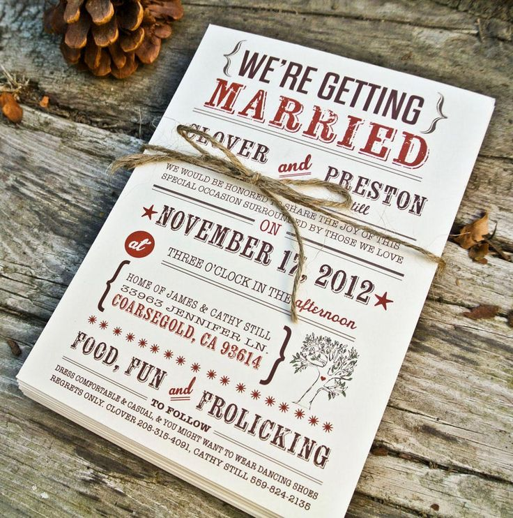 funny wedding invitation rsvp goes viral%0A    Creative and Unsual Wedding Invitation Card Design Ideas   Read full  article  http