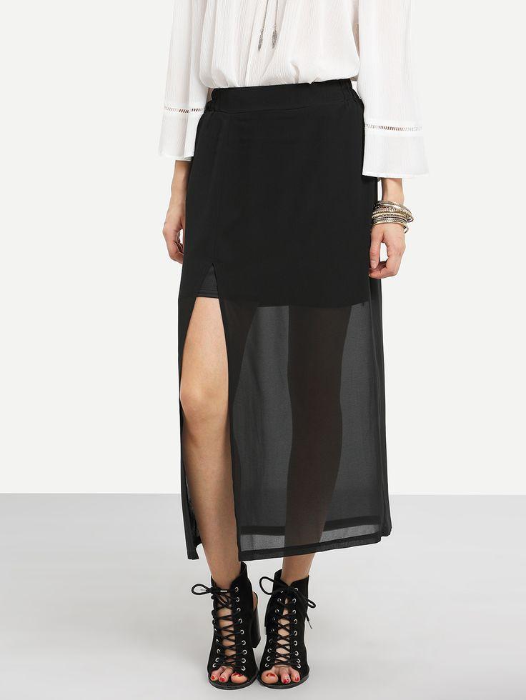 Черной короткой юбки белых трусах видео фото 130-161