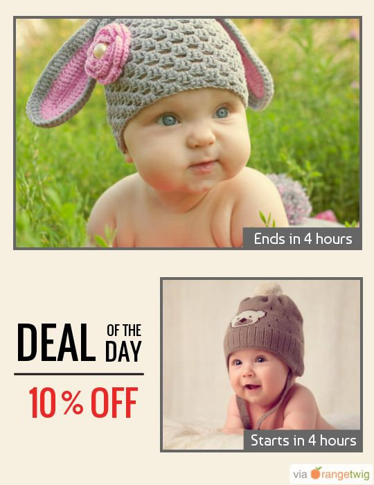 Today Only! 10% OFF this item. Follow us on Pinterest to be the first to see our exciting Daily Deals. Today's Product: Grey Crochet Baby Hat with Pastel Pink Flower Buy now: https://orangetwig.com/shops/AAA0bja/campaigns/AABZg1L?cb=2015010&sn=scoopster7&ch=pin&crid=AABZgze&exid=214496578