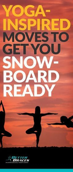 A yoga session uses every muscle in your body, making it one of the most essential cross-training exercises for snowboarders. Besides calming of the mind, yoga offers #snowboarders many benefits.