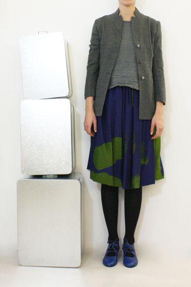 Daniela Gregis short marta coat