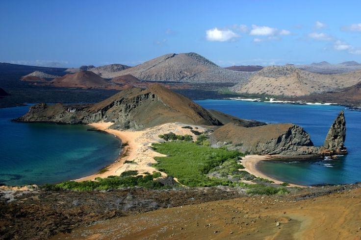 Les îles Galapagos en Equateur