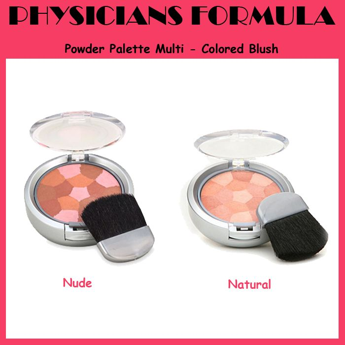 Physicians formula Powder Palette Multi - Colored Blush - IDR 214.000 (Free Shipping)