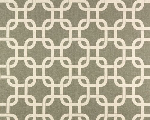 Fabric-Gotcha in Gray and Natural