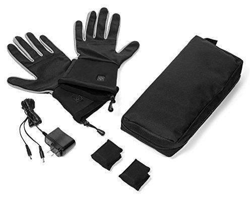 Verseo ThermoGloves Electric Rechargeable Heated Gloves Thin Enough For Use As Glove Liners Deals