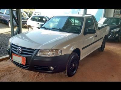 Volkswagen Saveiro City 1.6 G4 (flex) 2007